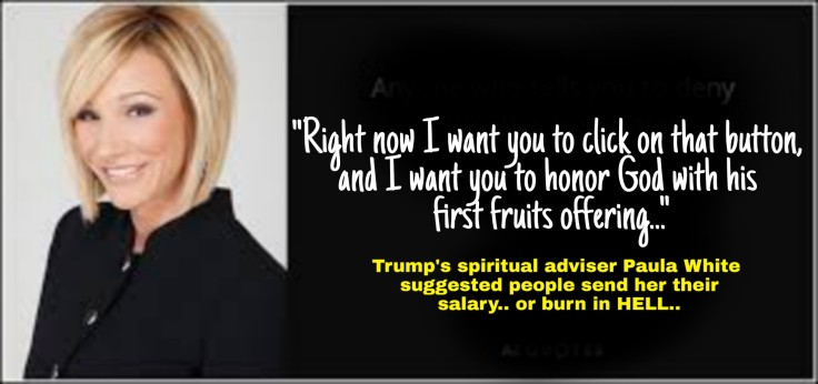 Trump Charlatan