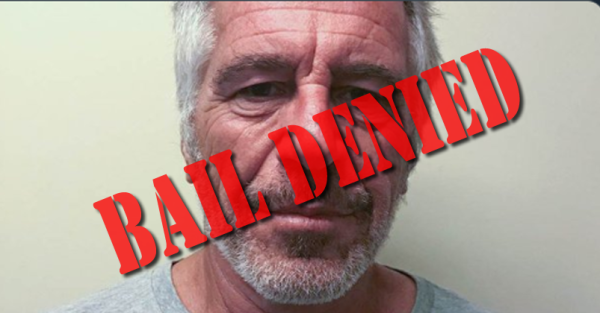 BAIL EPSTEIN DENIED