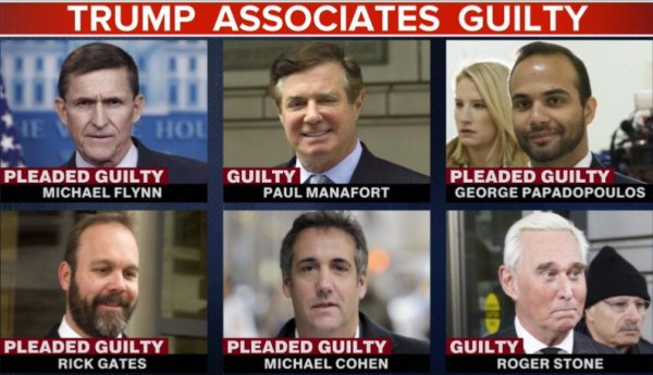 guilty trump manafort flynn
