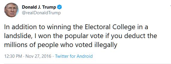 trump electoral college